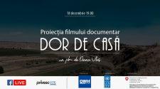 Activități pentru tineri premiera film documentar