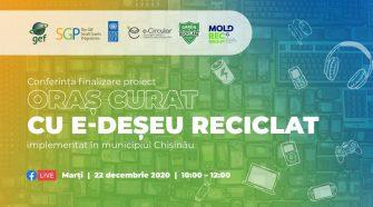 conferința online despre e-deseuri