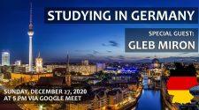 studii peste hotare germania