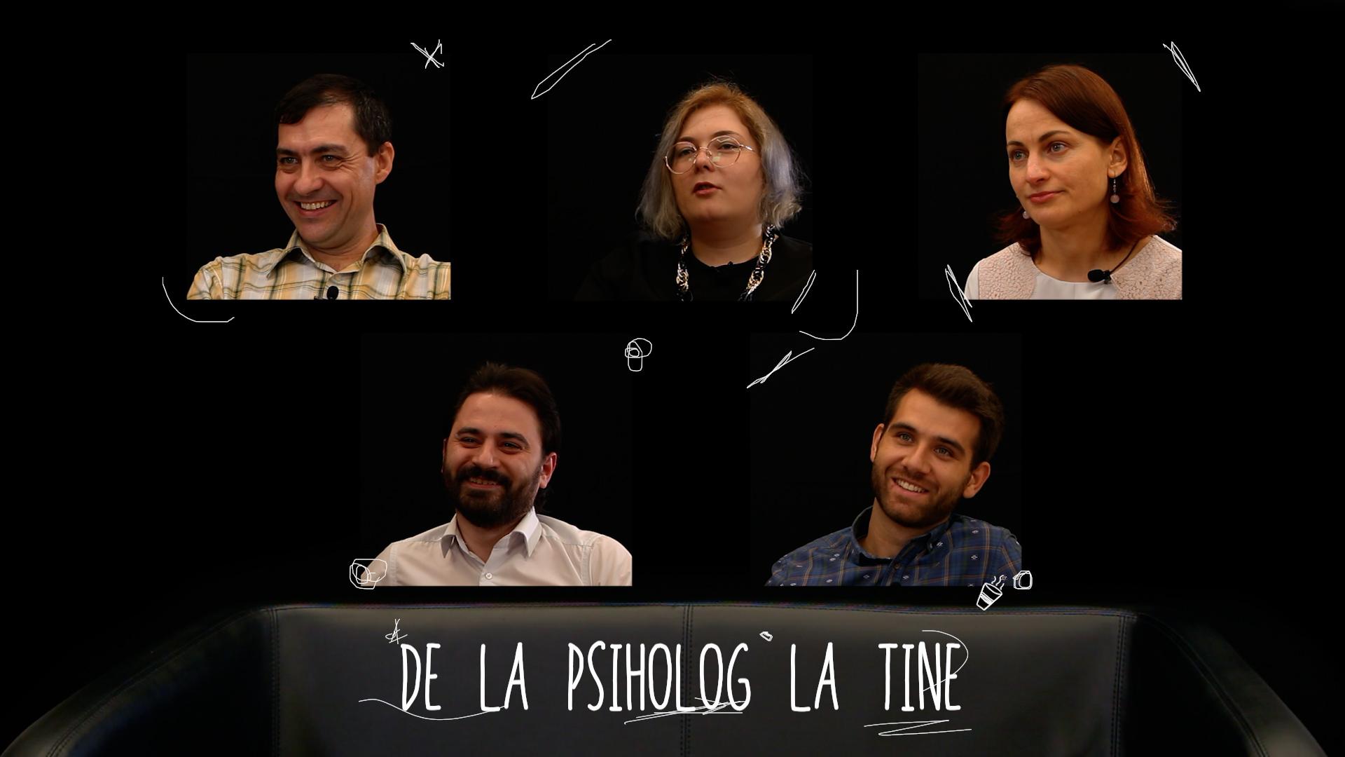 psiholog video interviuri tineri
