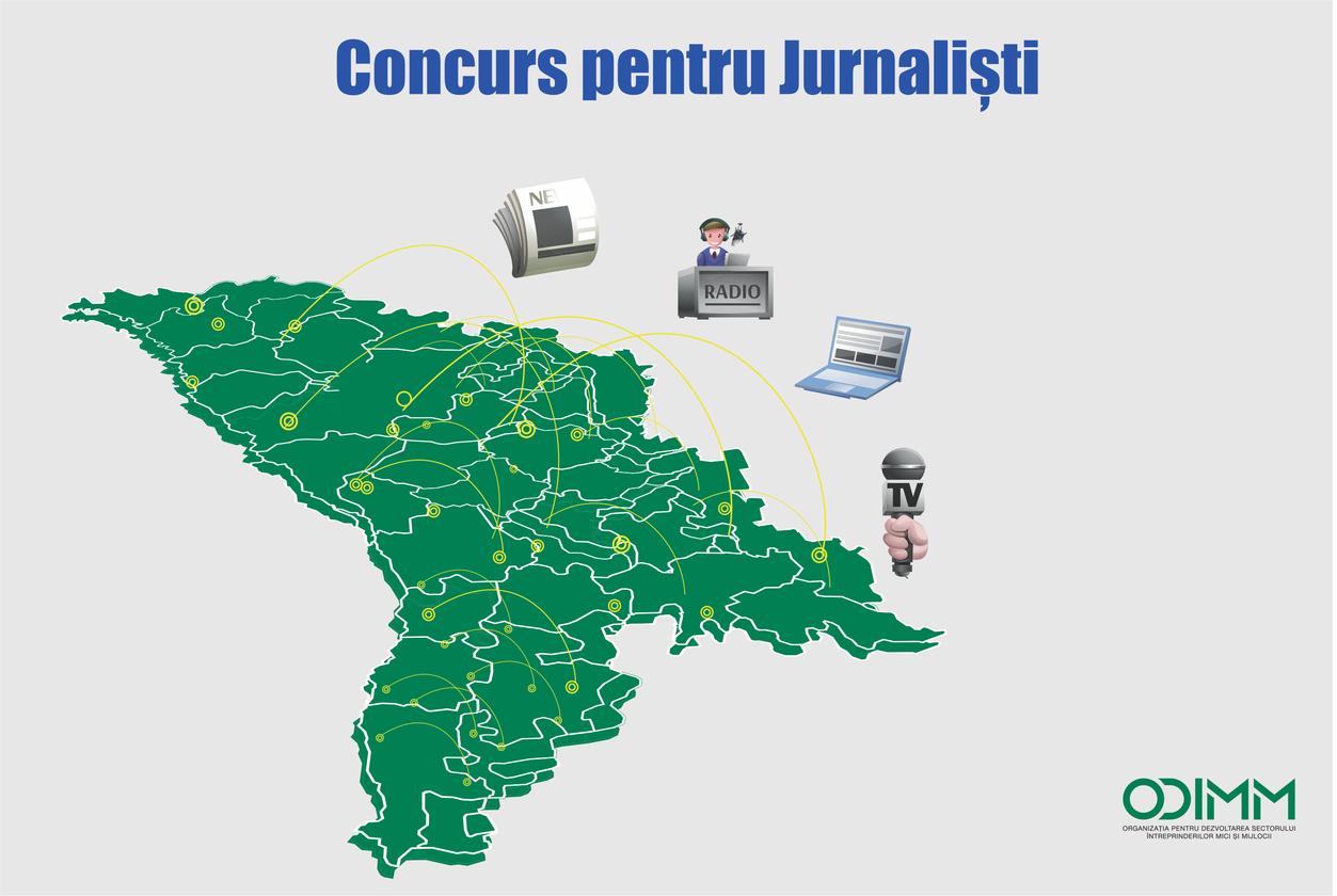 concurs pentru jurnalisti