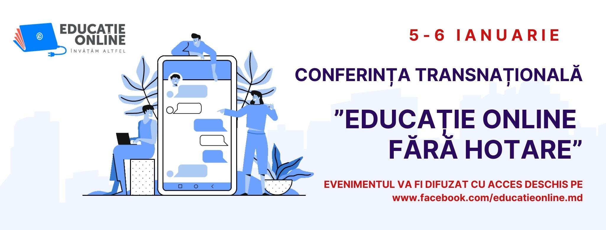 conferința pentru profesori
