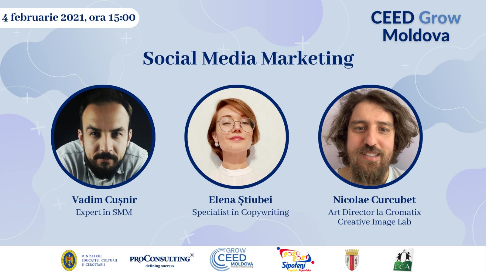 social media marketing atelier