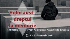 bnrm expoziție holocaust