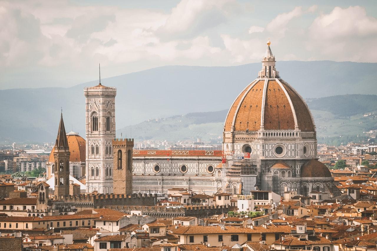 tur virtual florența toscana