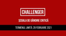 challenger școala de gândire critică