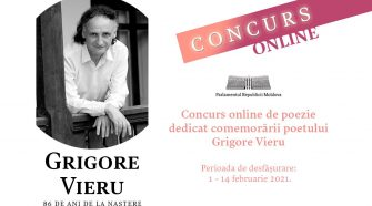 concurs online poezie grigore vieru