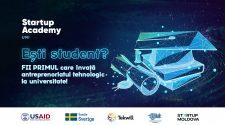startup academy pentru studenți