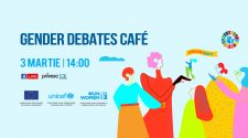Gender Debates Café Cahul