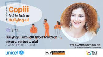 sesiune de informare despre bullying