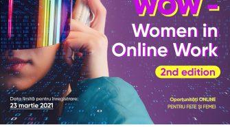 wow tekwill cursuri pentru femei