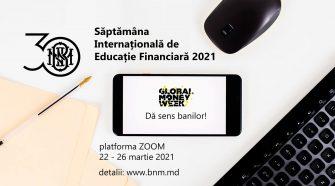 educație financiară bnm activități