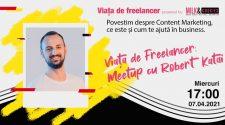 evenimente pentru tineri freelancer