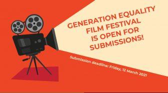 festival de film egalitatea de gen