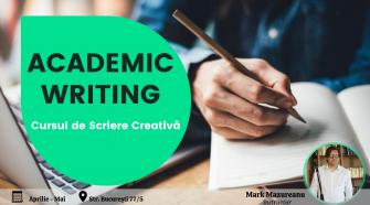 scriere creativă curs