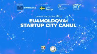 Startup City Cahul