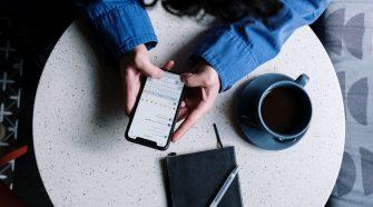 training online social media tools