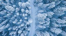 călătorii pe timp de iarnă