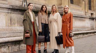 influenceri din lumea modei