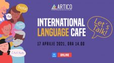 international language cafe artico