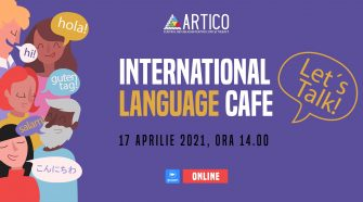 international language cafe artico