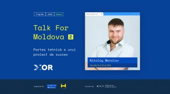 talk for moldova eveniment online