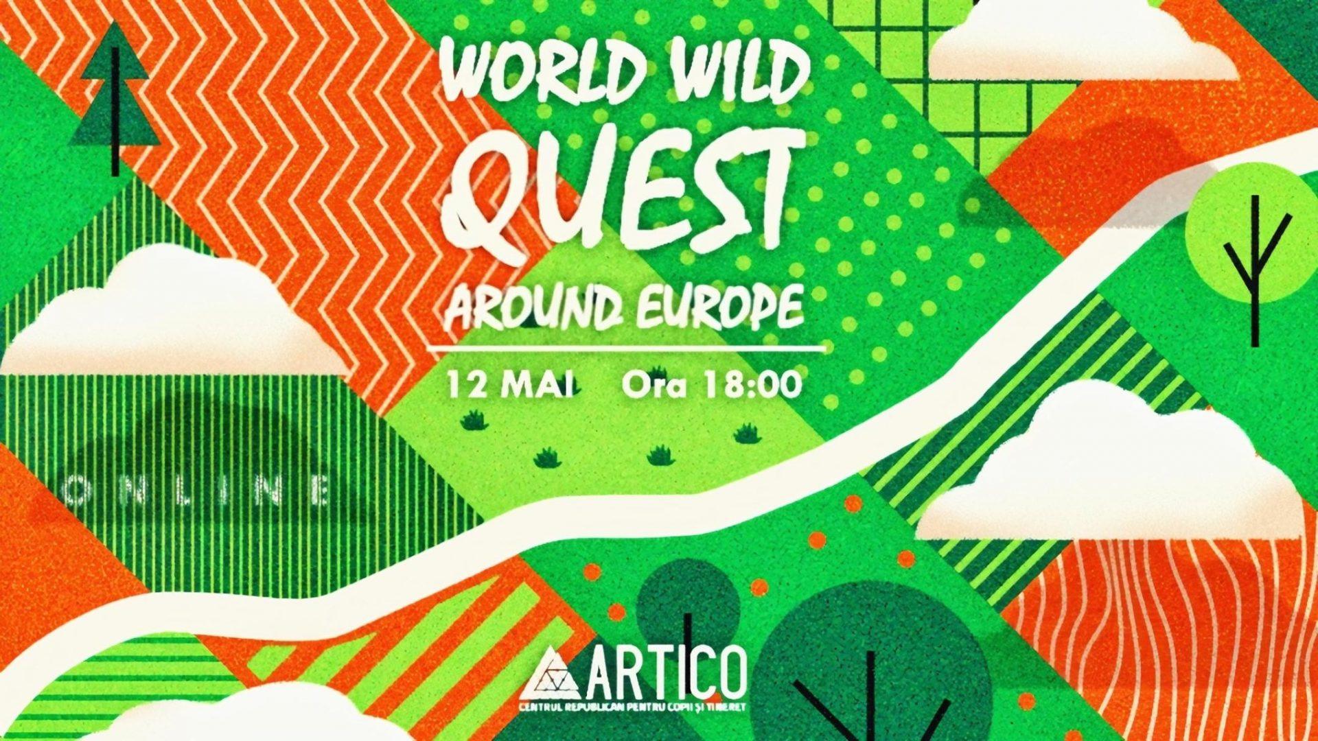 world wild quest clubul voluntarilor artico
