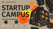Startup Campus conferință internațională