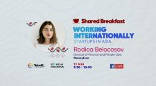 Shared Breakfast Tekwill Startup Moldova