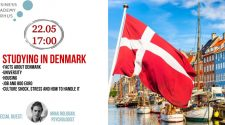 studii în danemarca