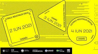Festivalul Industriilor Creative din Moldova