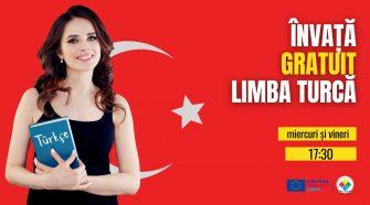 limba turcă gratuit