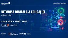 dezbatere online digitalizarea educației