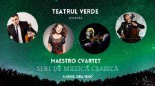 muzică clasică teatrul verde