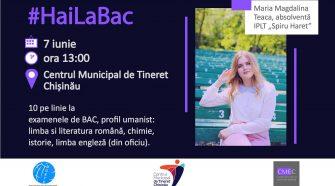 HaiLaBac 2021 centrul municipal