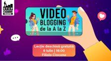 vlogging lecție gratuită