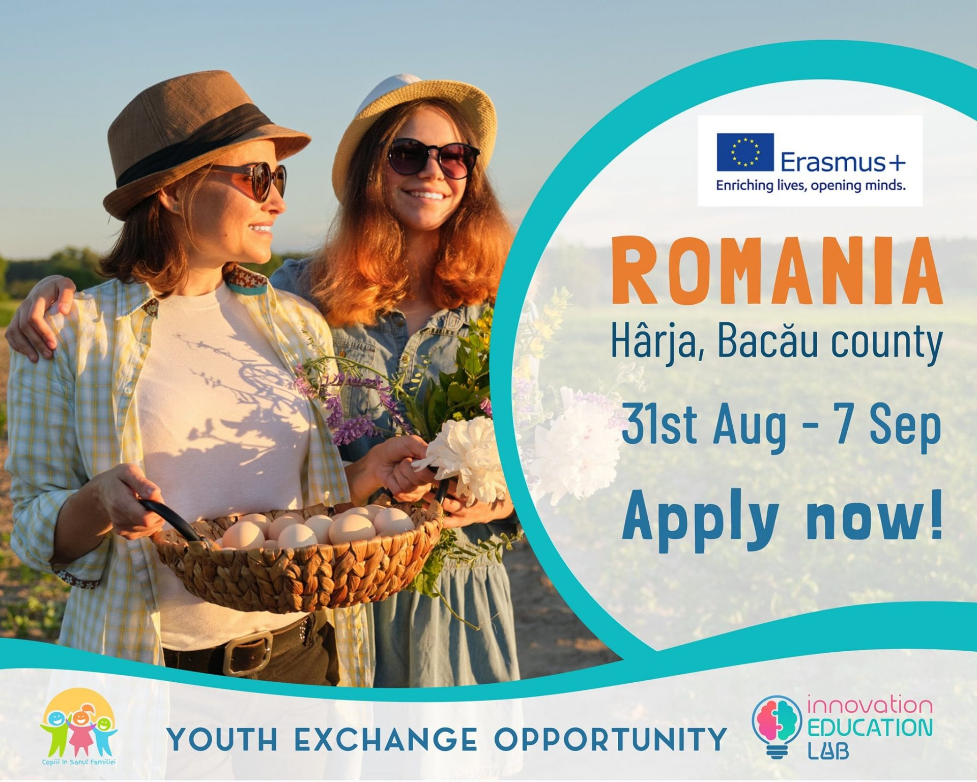 schimb de tineri România
