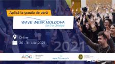 Wave Week Moldova 2021