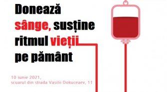 donează sange