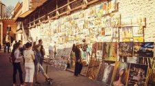 atelier artă stradală