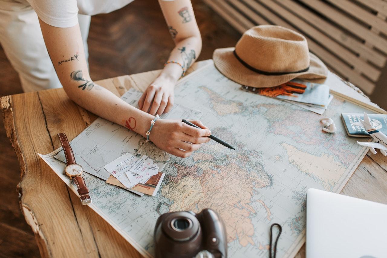 voluntar centrul de informații turistice