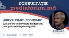 jurnalismul economic media forum