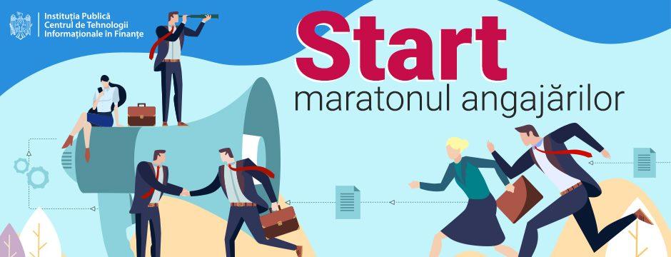 maratonul angajărilor