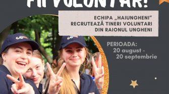 voluntariat ungheni